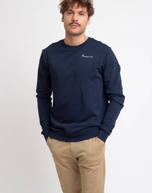 Mikina Knowledge Cotton Elm Knowledgecotton Sweat