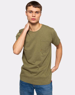 T-Shirt Revolution 1199 ICE Pocket T-shirt
