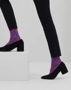 Ponožky We are Ferdinand Puntíčkář Červený