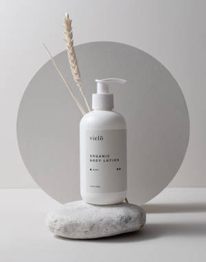 Kosmetika vielö Explore Organic Body Lotion 250ml