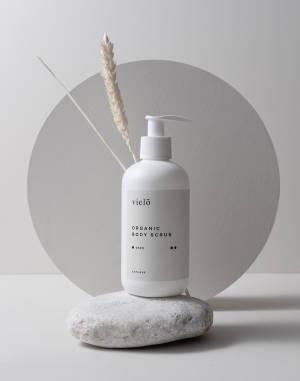 Kosmetika vielö Explore Organic Body Scrub 250ml