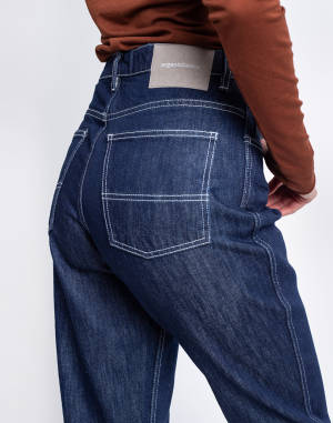 Džíny Organic Basics Circular Denim 5 Pocket