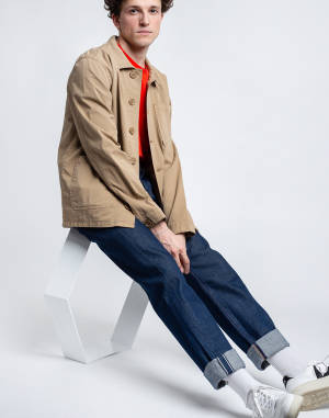 Bunda By Garment Makers The Organic Workwear Jacket