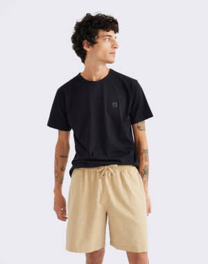 Canvas Thinking MU Camel Henry Shorts