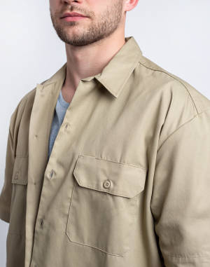 Plain Dickies Work Shirt