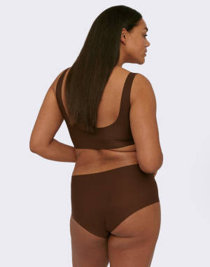 Knickers Organic Basics Invisible Cheeky High-Rise 2-pack