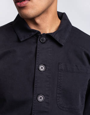 Jacket By Garment Makers The Organic Workwear Jacket