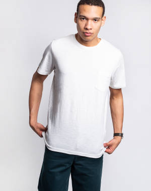 T-shirt By Garment Makers The Organic Tee w. pocket