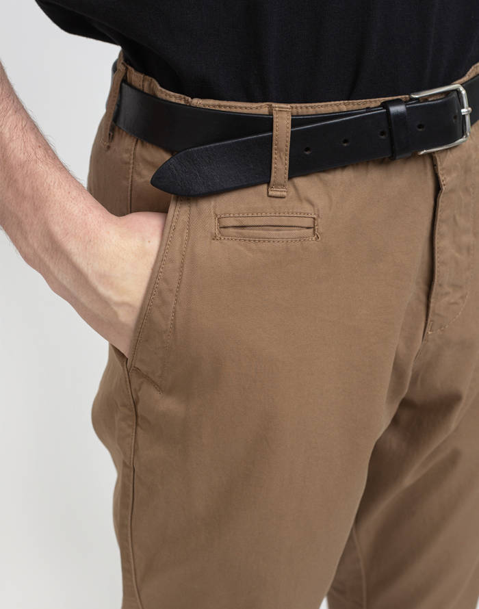 Kalhoty Knowledge Cotton Chuck Twill Chino
