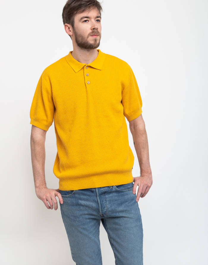 Mikina Dedicated Sweater Short Sleeve Gnesta
