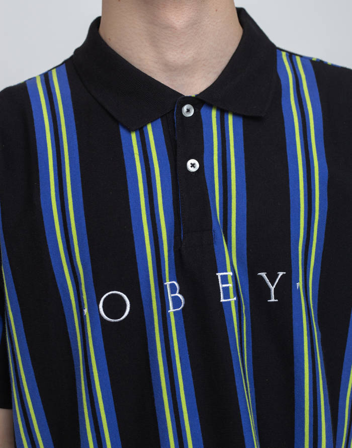 Polo triko Obey Aahby Polo