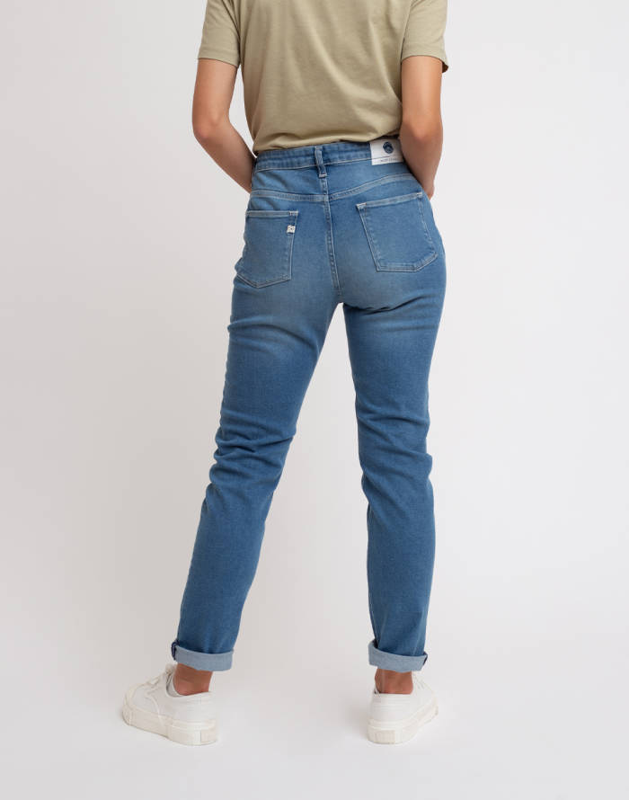 Džínsy Mud Jeans Stretch Mimi