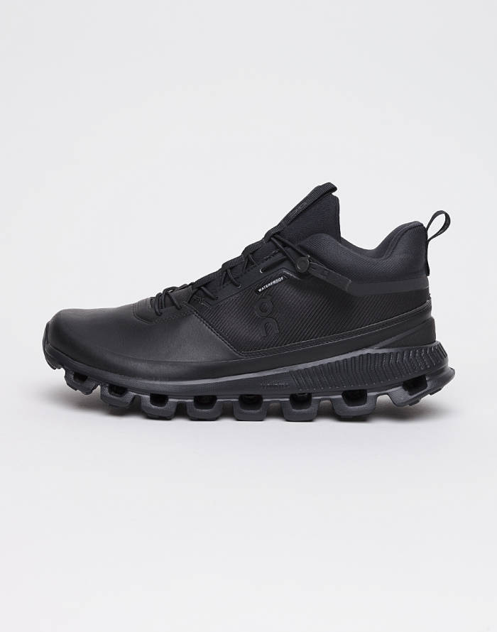 Tenisky On Running Cloud Hi Waterproof