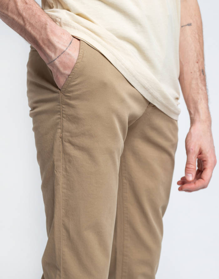 Chinos By Garment Makers The Organic Chino Pants