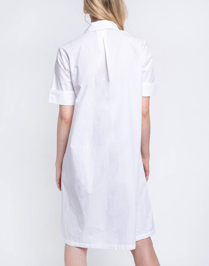 Kleid Knowledge Cotton Azalea Shirt Dress