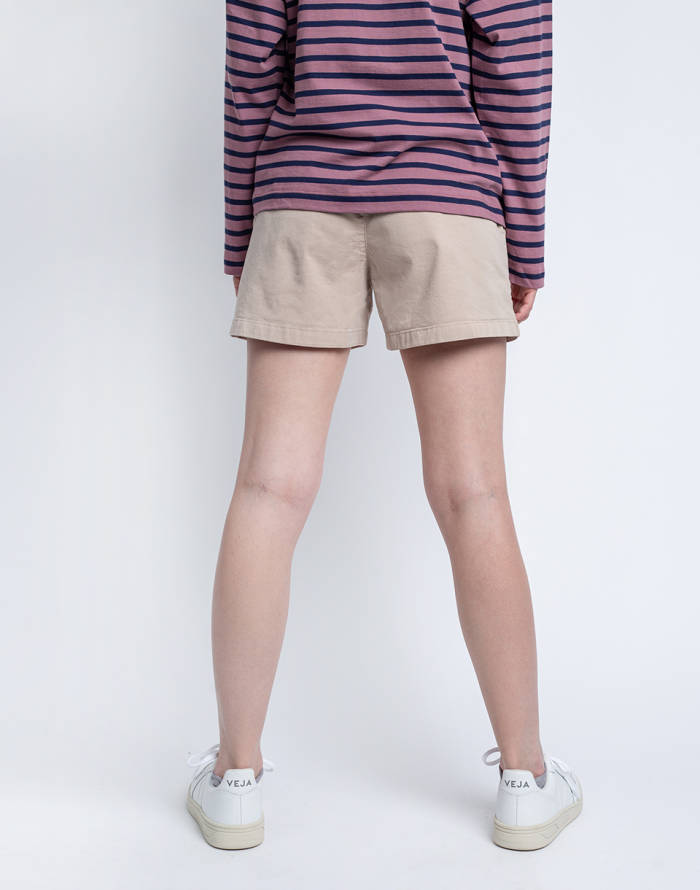 Plátěné Knowledge Cotton Willow Chino Shorts