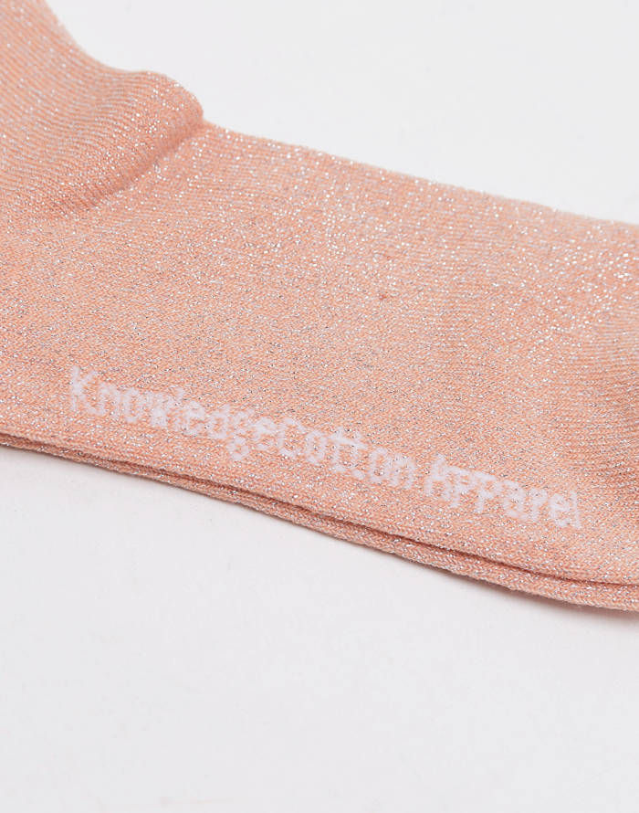Ponožky Knowledge Cotton Honey Glitter Socks