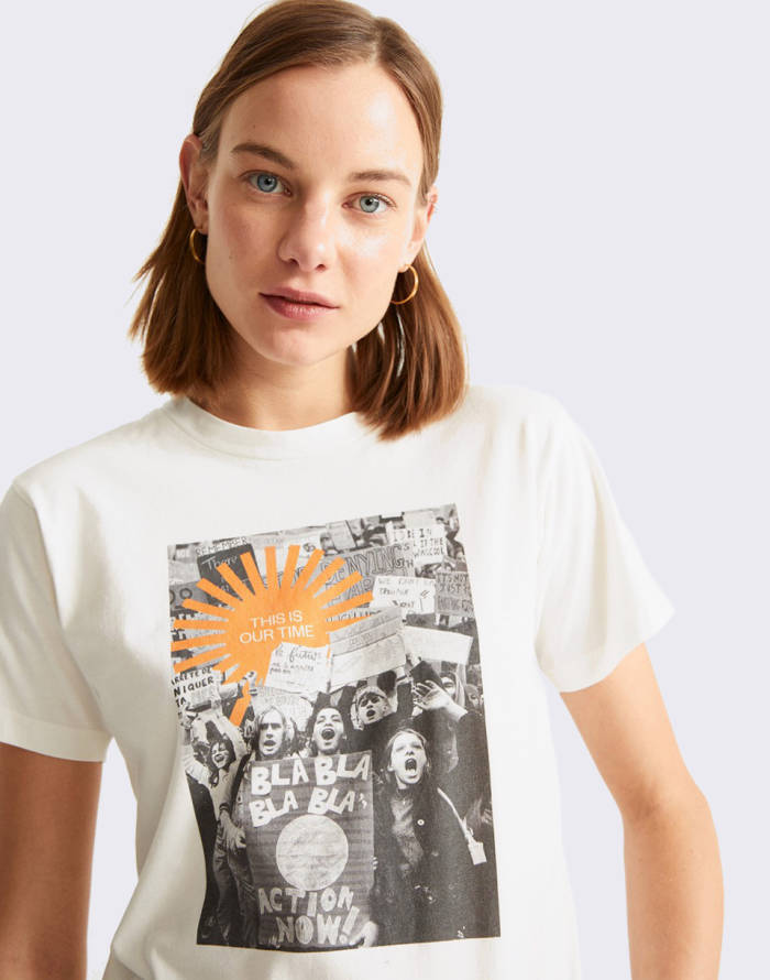 T-shirt Thinking MU This Is Our Time T-Shirt