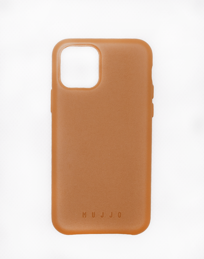 Phone case - Mujjo - Full Leather Case for iPhone 11 Pro