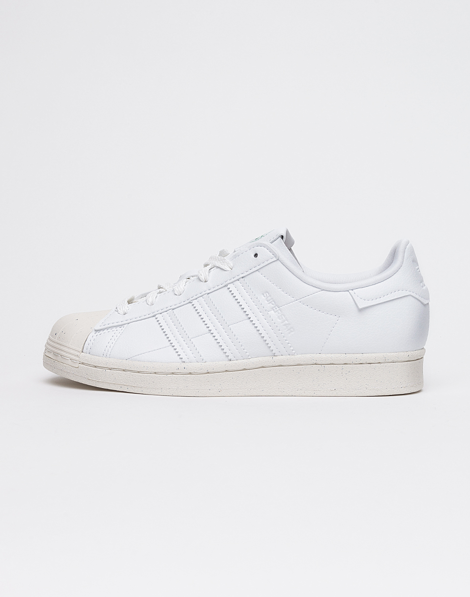 adidas Originals SUPERSTAR FTWWHT/OWHITE/GREEN 42,5