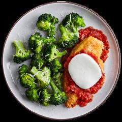 Sicilian-Style Chicken Parm