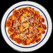 Cauliflower-Shell Bolognese