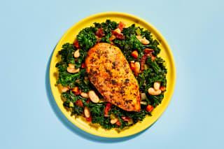 Chicken Livorno