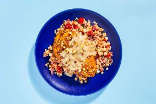 Spiced Dukkah Chicken