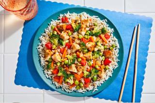 Savory-Sweet Chicken Teriyaki Bowl