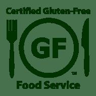 Gluten Free Certified