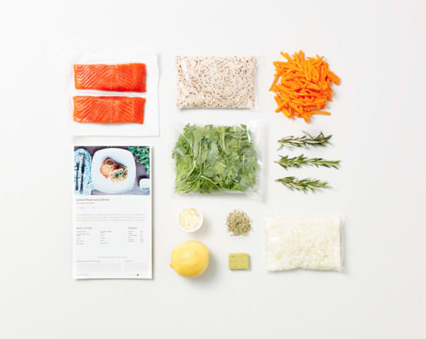 Fresh Prep delivers fresh ingredients straight to your door