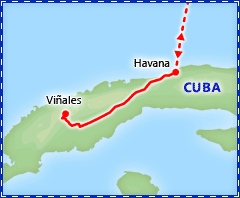 Authentic Havana & the Scenic Viñales Valley itinerary