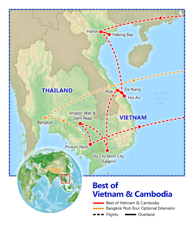 Best of Vietnam & Cambodia, Sep 2019-May 2020 - Vacation
