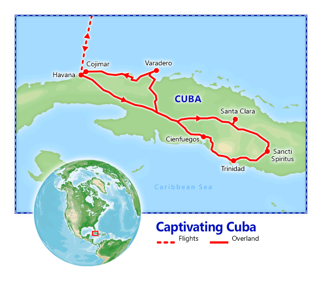 captivating cuba vacation packages by friendly planet travel
