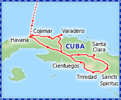 Captivating Cuba itinerary