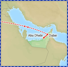 Dazzling Dubai & Abu Dhabi itinerary