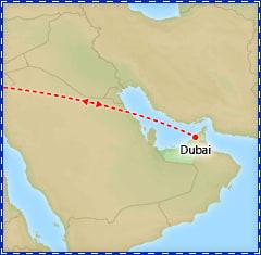 Dazzling Dubai itinerary