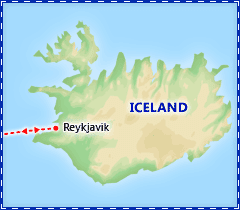 Iceland Adventure itinerary