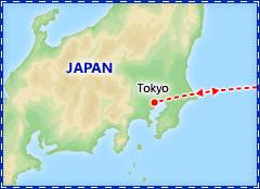 Tokyo Express itinerary