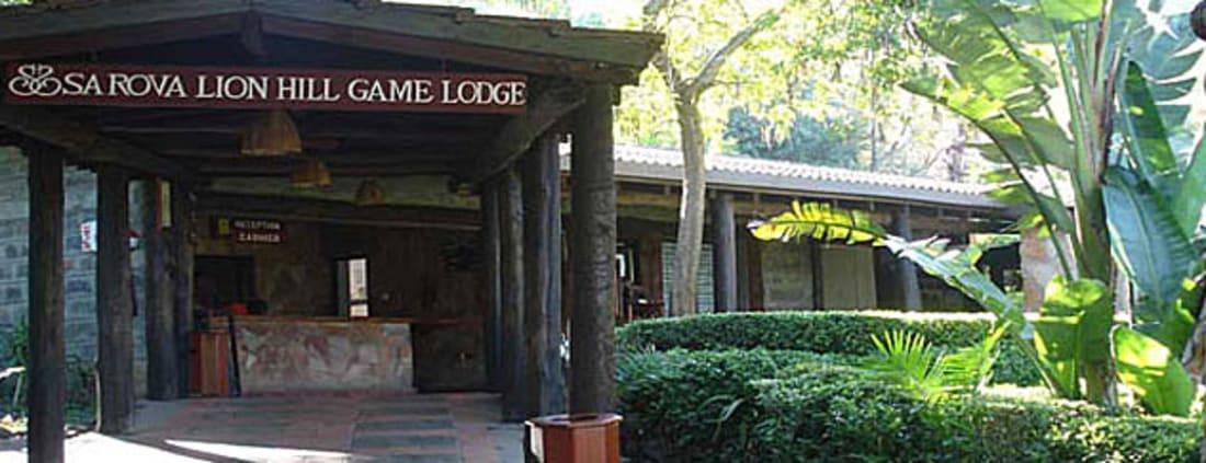 Sarova Lion Hill Lodge