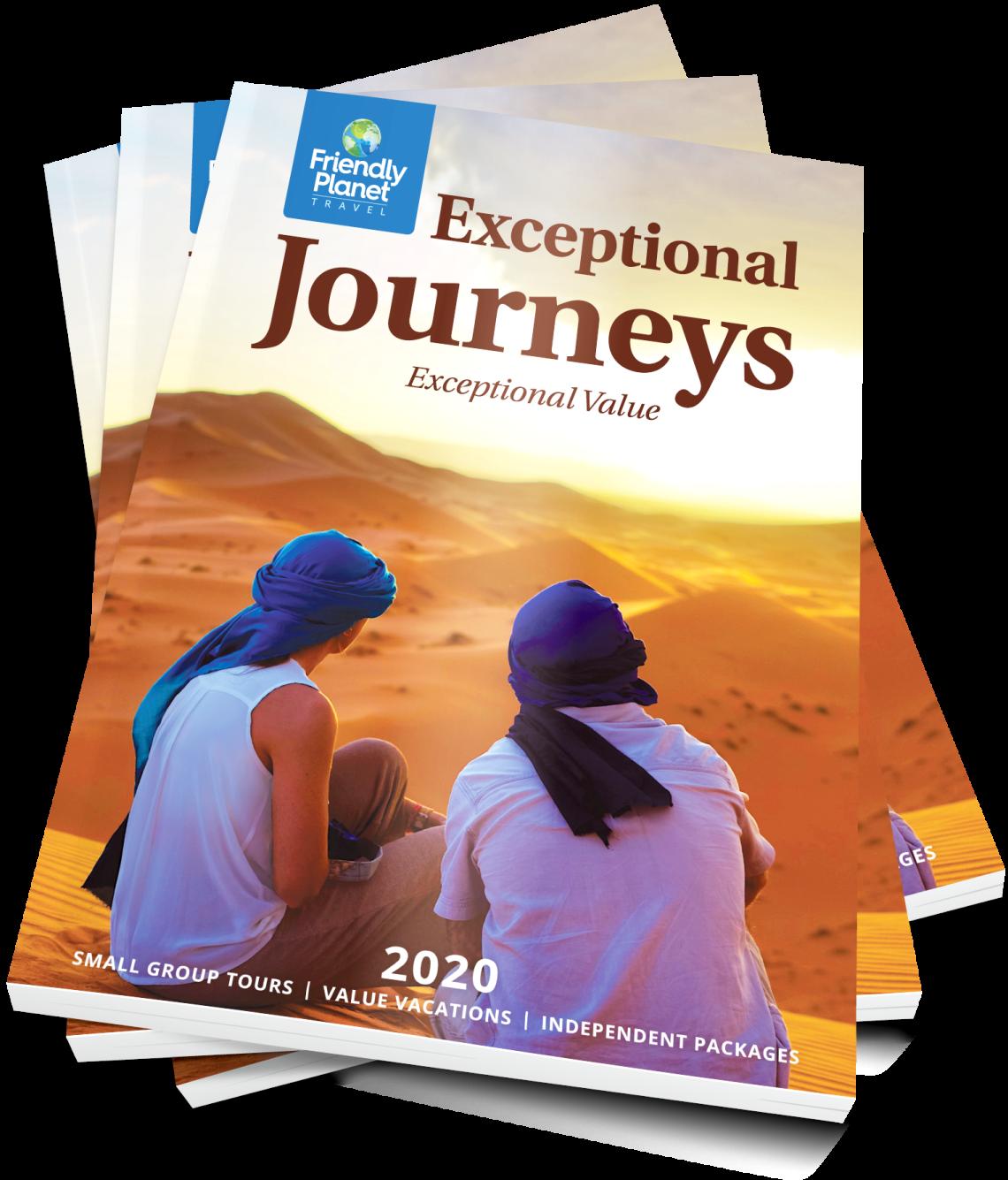 Travel Catalog