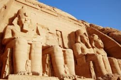 The Great Temple of Ramses II, Abu Simbel