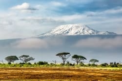 Mt. Kilimanjaro Photo by Sergey Pesterev on Unsplash