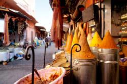 Spice souk, Marrakesh