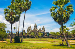 Angkor Wat Photo by Gyorgy Bakos in Unsplash