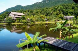 Iban village