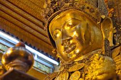 Golden Buddha, Maha Muni Pagoda