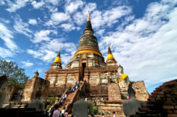 Wat Yai Chai Mongkhon, Ayutthaya Photo by Rin T on Unsplash