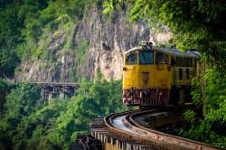 Train ride, Death Railway