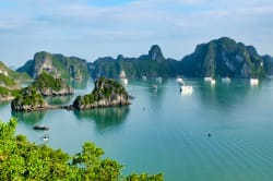 Halong Bay Photo by digitalarbyter on Unsplash